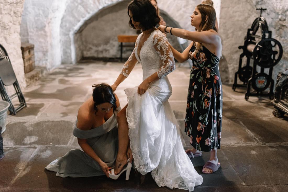 Drimnagh Castle Wedding