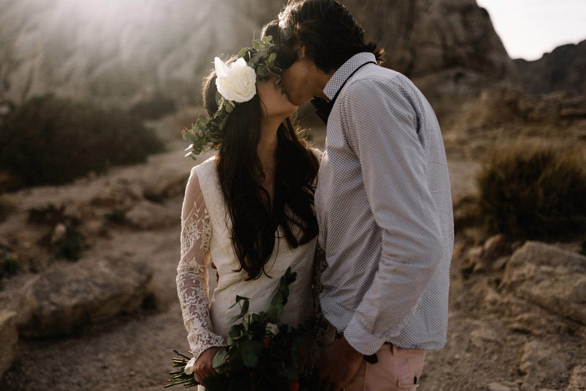 Intimate and Emotional Mallorca Elopement
